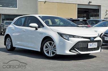2018 Toyota Corolla Hybrid Auto
