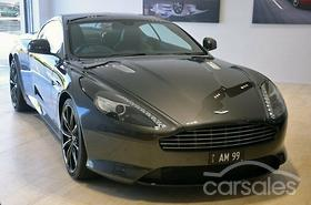 New Used Aston Martin DB Cars For Sale In Australia Carsalescomau - 2018 aston martin db9 coupe