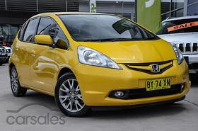 New Used Honda Yellow Cars For Sale In Australia Carsales Com Au