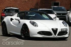 New Used Alfa Romeo C Cars For Sale In Australia Carsalescomau - Used alfa romeo 4c for sale
