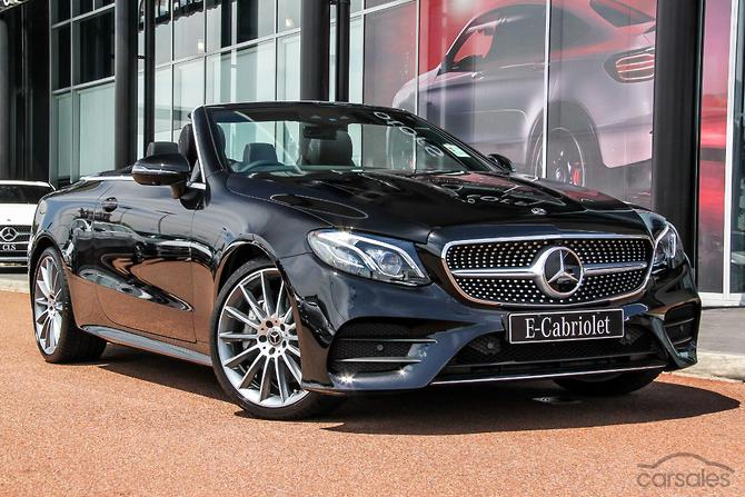 fec48d870aa063 New   Used Mercedes-Benz E Class Convertible cars for sale in Perth ...