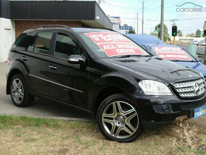 2006 Mercedes Benz ML350 Luxury Auto 4x4
