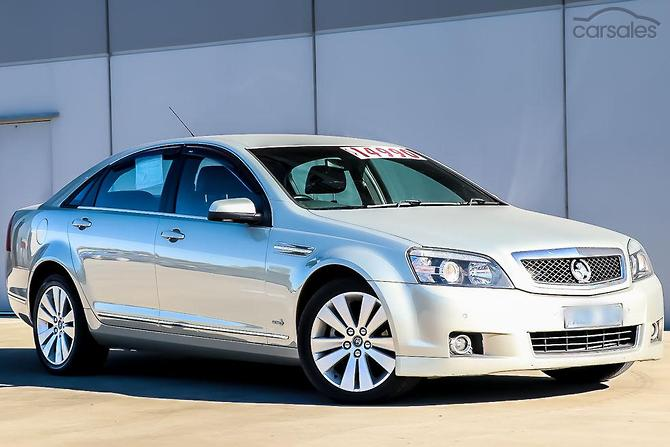 premium selection 4a02e 43622 New & Used Holden Caprice Gold cars for sale in Australia ...