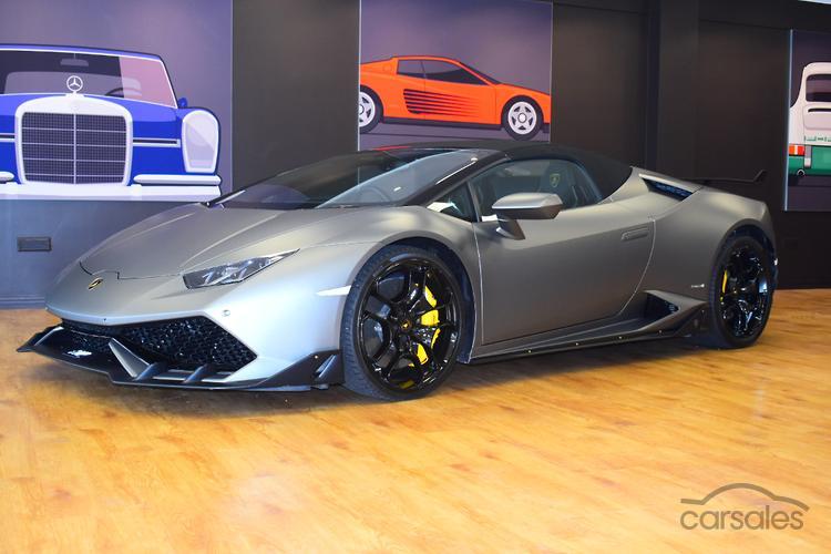 New Used Lamborghini Huracan Cars For Sale In Australia Carsales
