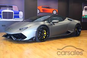 New Used Lamborghini Huracan Cars For Sale In Australia Carsales