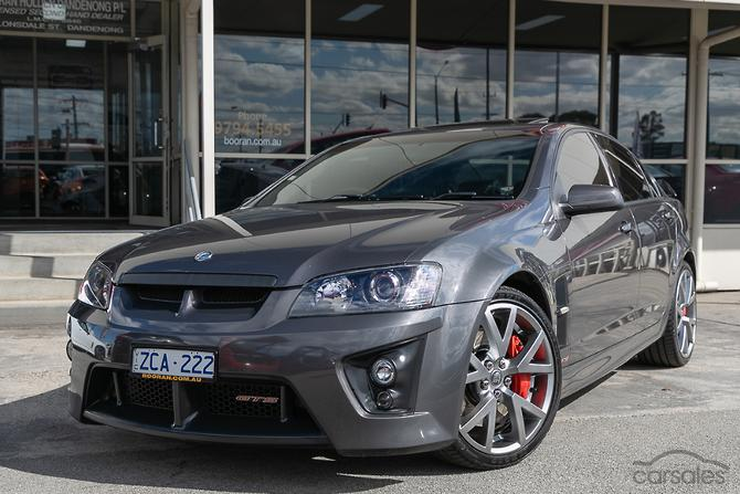New Used Holden Special Vehicles Hsv Gts E Series Grey Cars For