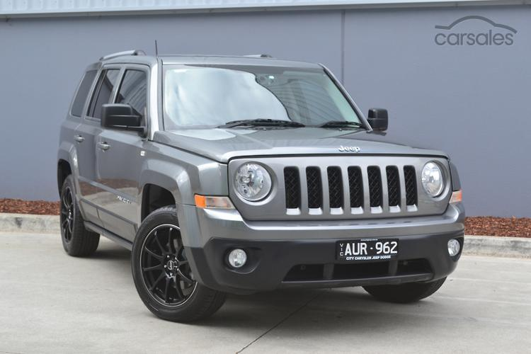 2013 Jeep Patriot Limited Auto 4x4 MY14