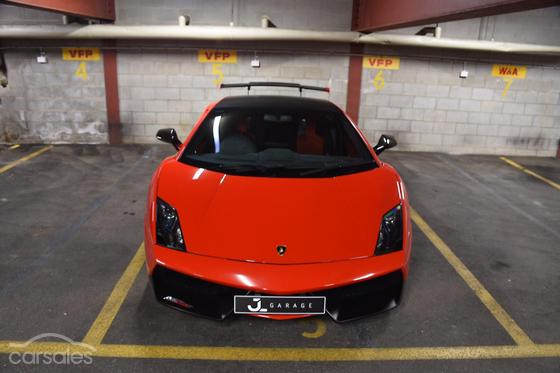 2012 Lamborghini Gallardo Lp570 4 Super Trofeo Stradale Auto Awd Oag