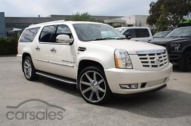 New Used Cadillac Escalade Cars For Sale In Australia Carsales