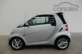 2017 Smart Fortwo Pulse Mhd Auto My11