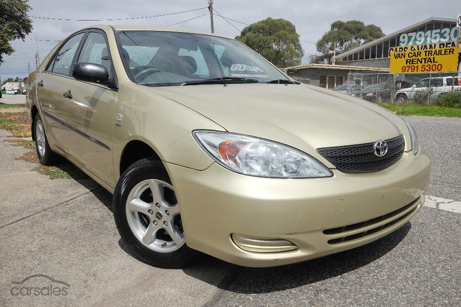 toyota camry 2002 weight
