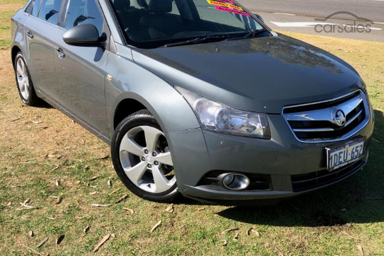 New Used Holden Cruze Cars For Sale In Perth Western Australia