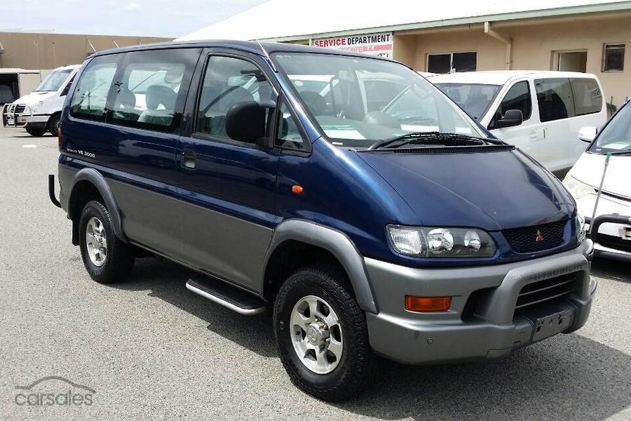 3307b52a68 1998 Mitsubishi Delica Auto 4x4-AGC-AD-7468063 - carsales.com.au