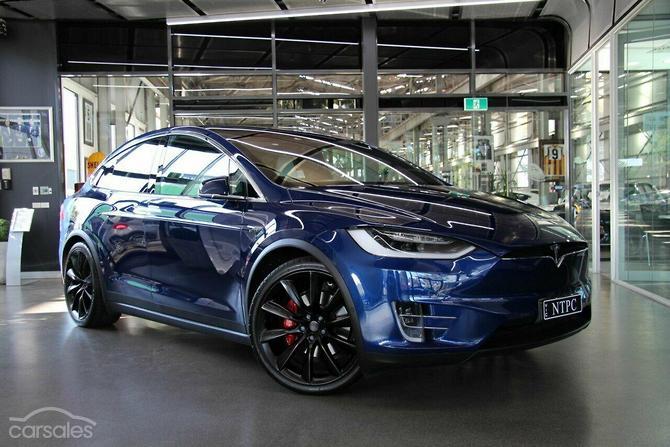 2016 Tesla Model X P90d Auto Awd