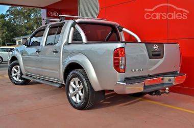 new used nissan navara cars for sale in victoria. Black Bedroom Furniture Sets. Home Design Ideas