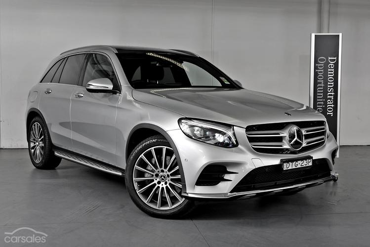2017 Mercedes Benz GLC350 D Auto 4MATIC