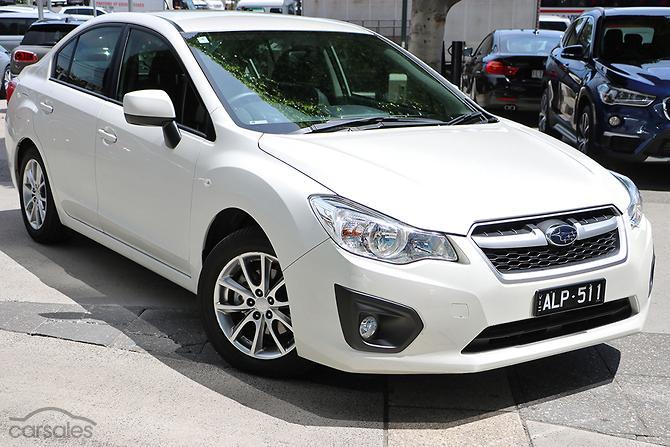 2017 Subaru Impreza 2 0i G4 Auto Awd My14