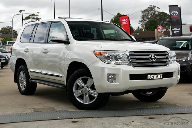 New Used Toyota Cars For Sale In Sydney New South Wales Carsales