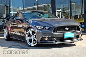 New & Used Ford Mustang Grey cars for sale in Australia