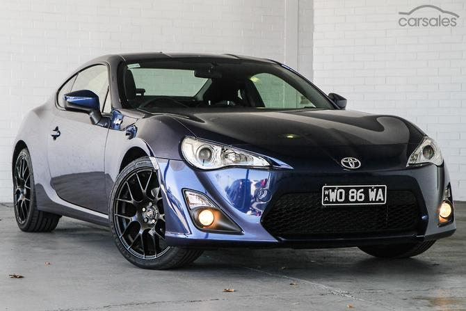 New used toyota 86 cars for sale in western australia carsales 2014 toyota 86 gt manual my14 solutioingenieria Gallery