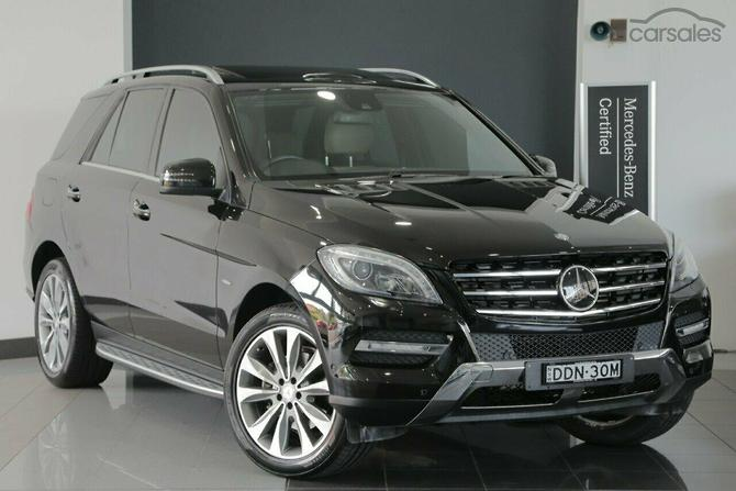 New Used Mercedes Benz Ml350 Cars For Sale In Parramatta City
