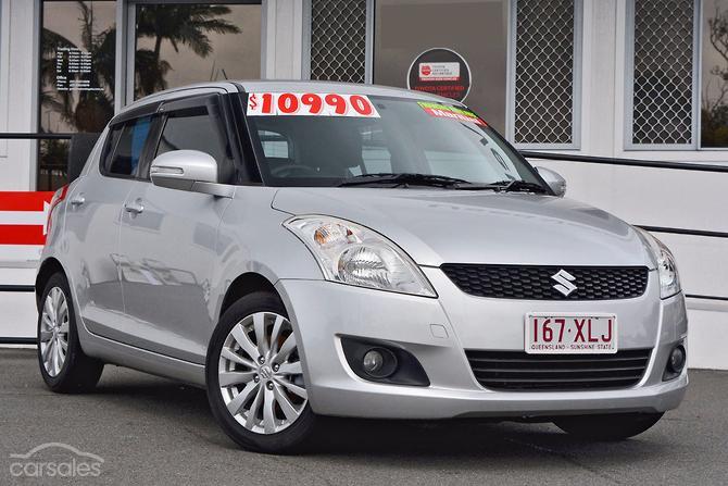 New Used Suzuki Swift Cars For Sale In Australia