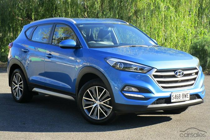 New Used Hyundai Tucson Cars For Sale In Adelaide South Australia