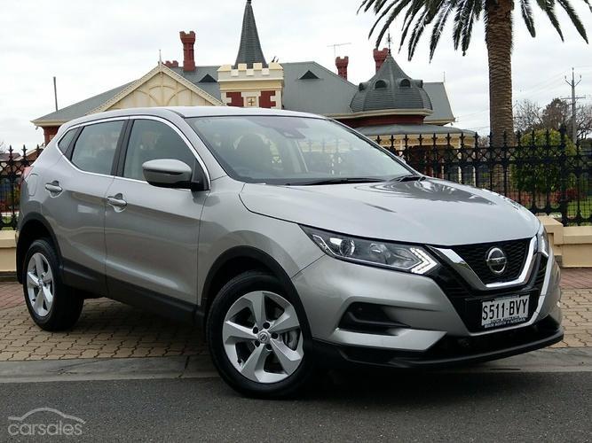 Nissan qashqai australia