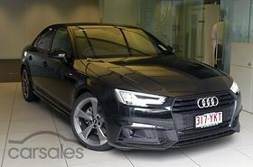 New Used Audi A4 Black Edition Cars For Sale In Australia