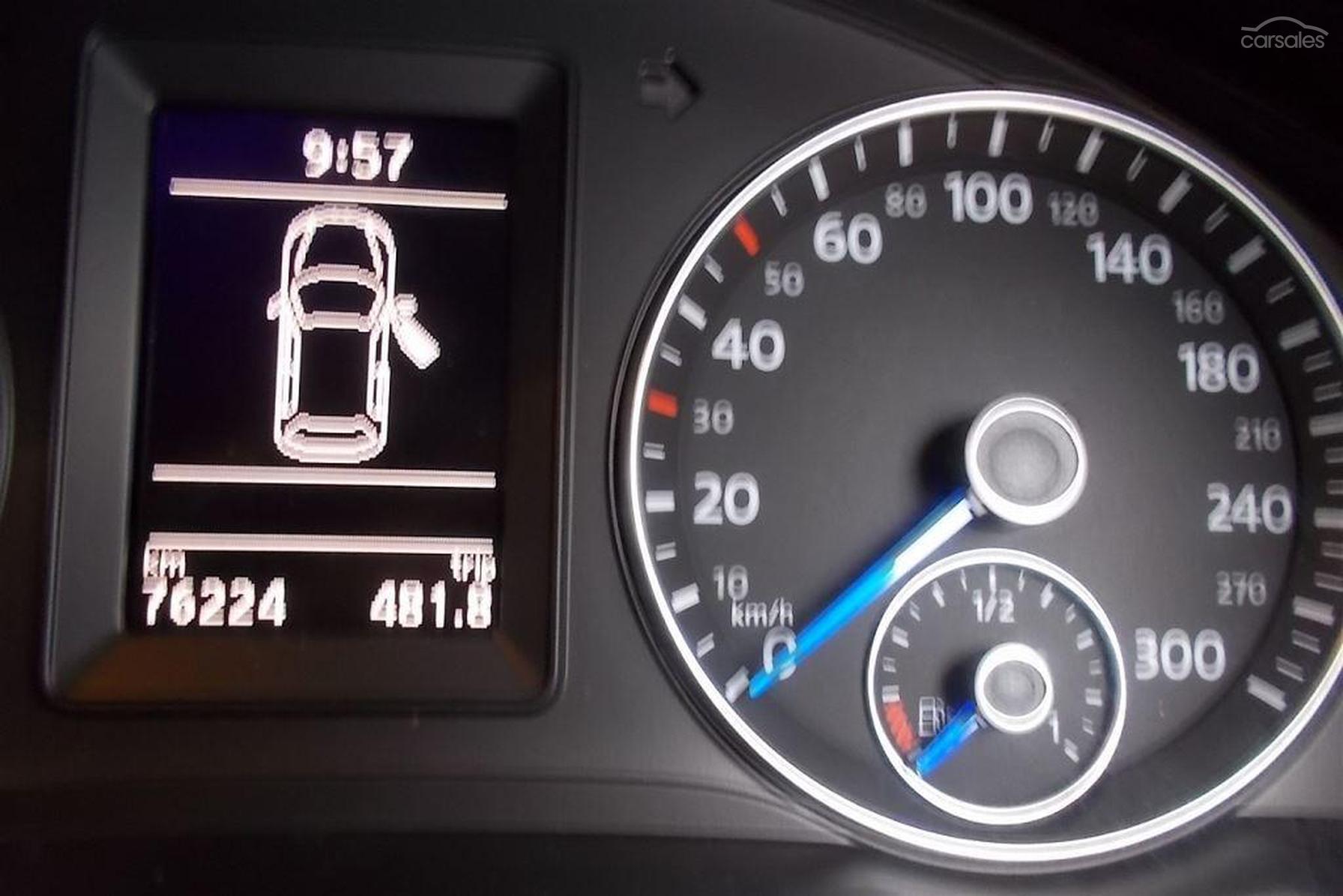 2012 Volkswagen Scirocco R 1s Auto My12 Oag Ad 16473932 Ultrasonic Parking Sonar By 4017