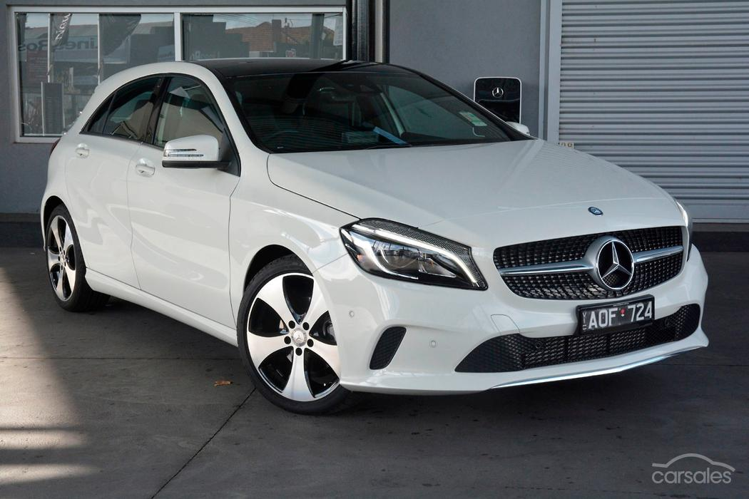 new used mercedes benz a200 cars for sale in australia. Black Bedroom Furniture Sets. Home Design Ideas