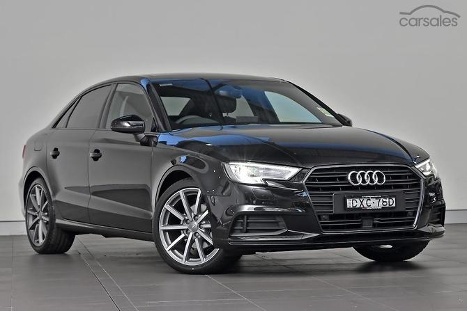 New Used Audi A Cars For Sale In New South Wales Carsalescomau - 2018 audi a3 msrp