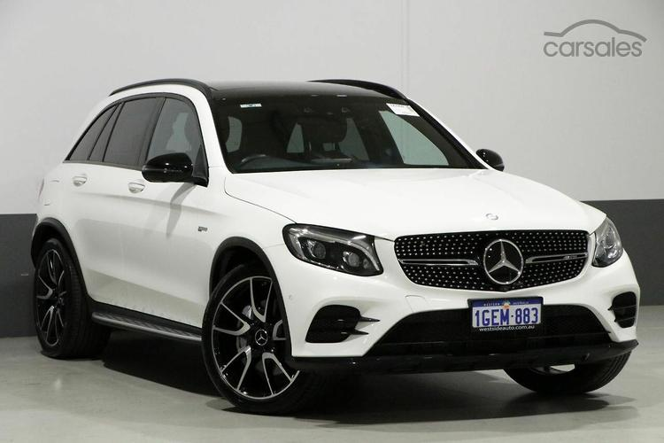 New Used Mercedes Benz Glc43 Cars For Sale In Australia Carsales