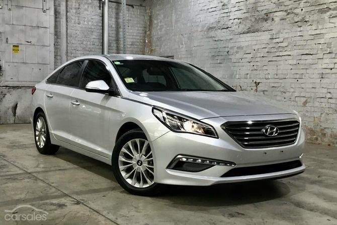 New Used Hyundai Sonata Cars For Sale In Hillcrest City Of Port