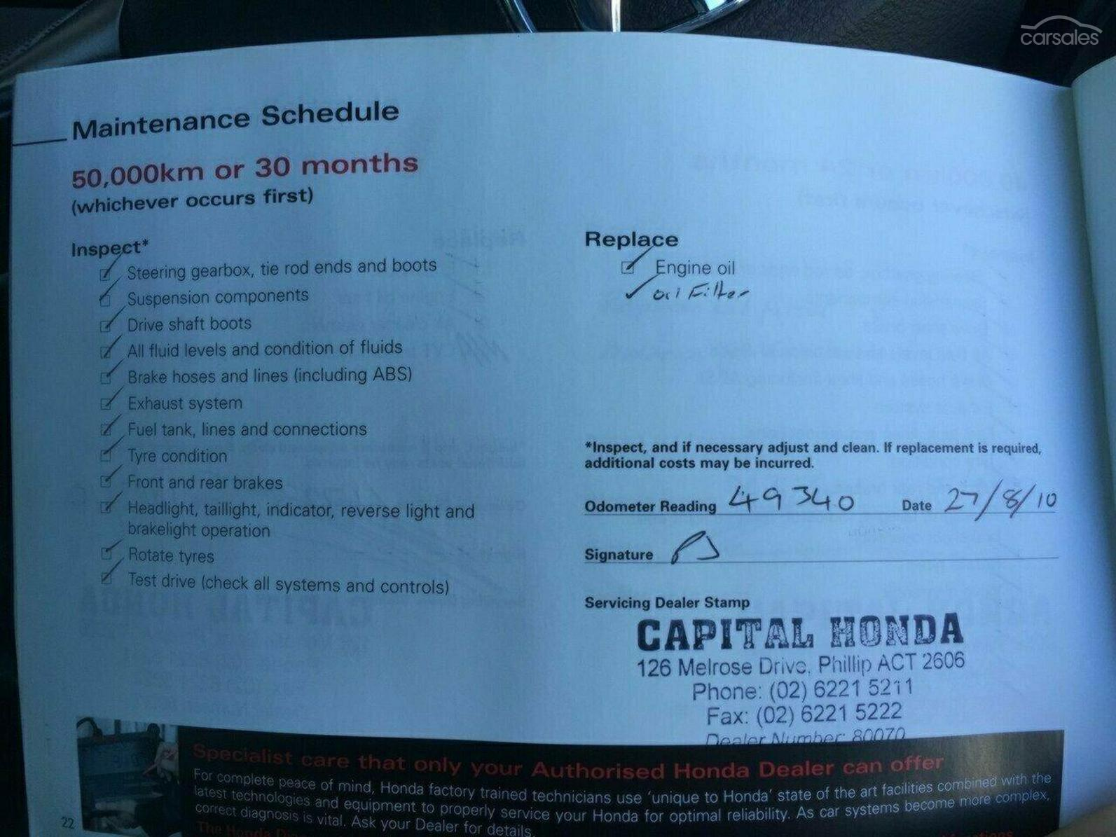 Honda Abs Diagnostic