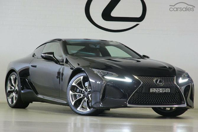 new & used lexus lc cars for sale in australia - carsales.au