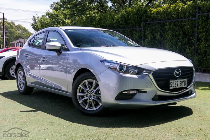 2018 Mazda 3 Neo Sport Bn Series Manual