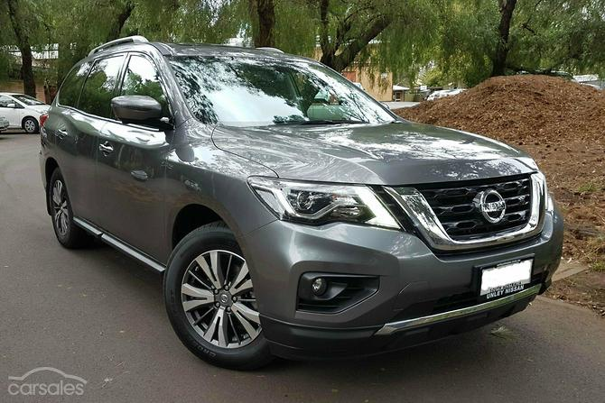 New & Used Nissan Pathfinder cars for sale in Adelaide South ...