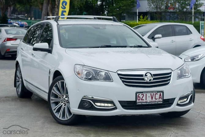 2014 Holden Calais V VF Auto MY14. New   Used Holden cars for sale in Queensland   carsales com au