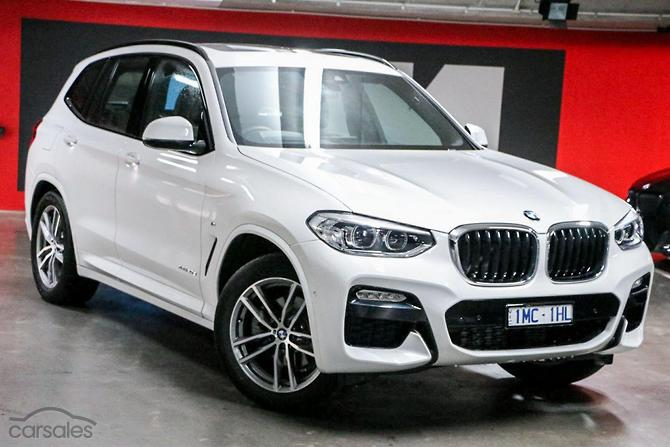 New Used Bmw X3 Cars For Sale In Australia Carsales Com Au