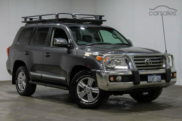 New Used Toyota Landcruiser Cars For Sale In Perth Western