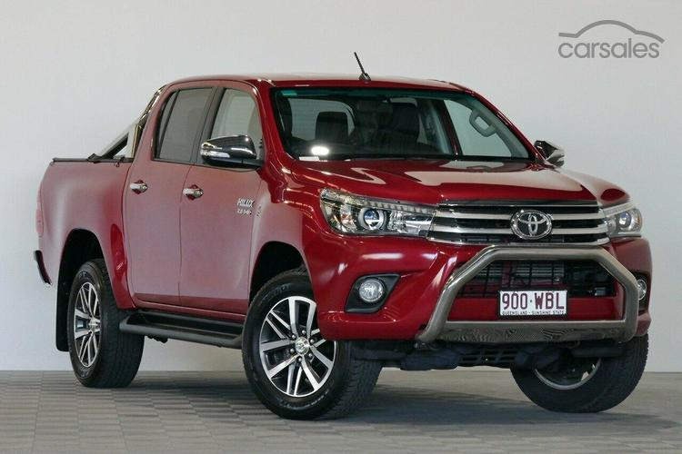 new used toyota hilux sr5 cars for sale in queensland carsales rh carsales com au 2008 Toyota Hilux 2002 Toyota Hilux