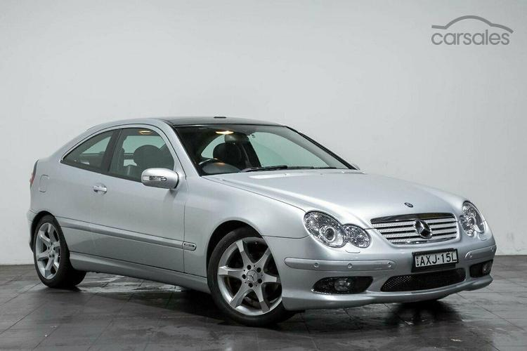 New Used Mercedes Benz C200 Kompressor Sports Coupe Cars For Sale