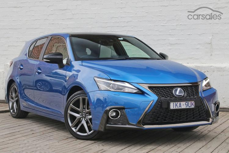 New Used Lexus Hatch Cars For Sale In Australia Carsales Com Au