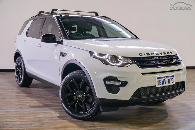 2015 Land Rover Discovery Sport Si4 SE Auto 4x4 MY16