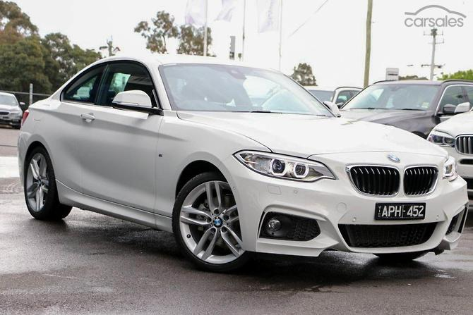 New Used BMW I Cars For Sale In Australia Carsalescomau - Bmw 220i