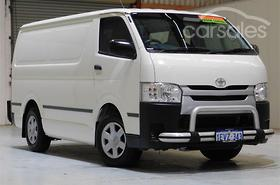 654b41f9e9 New   Used Toyota Hiace cars for sale in Rockingham City Of ...