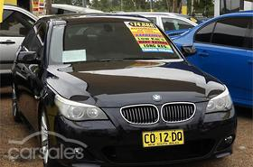 New Used BMW I Cars For Sale In Australia Carsalescomau - 2006 bmw 540i