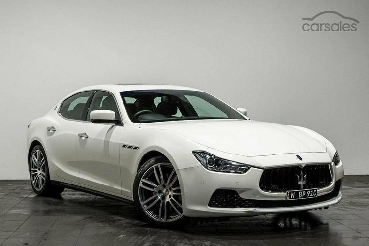 Maserati ghibli australia