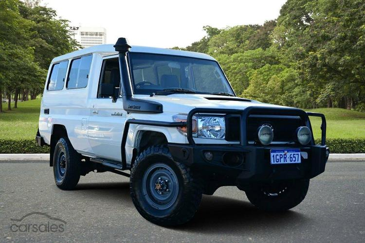Toyota troop carrier for sale perth